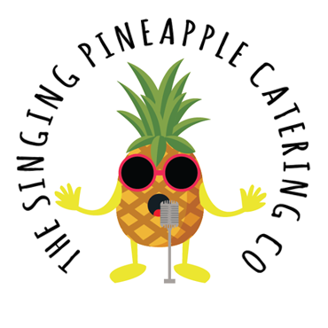 Singing Pineapple Catering Co logo